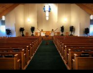 Manassas Church of Christ sanctuary 2